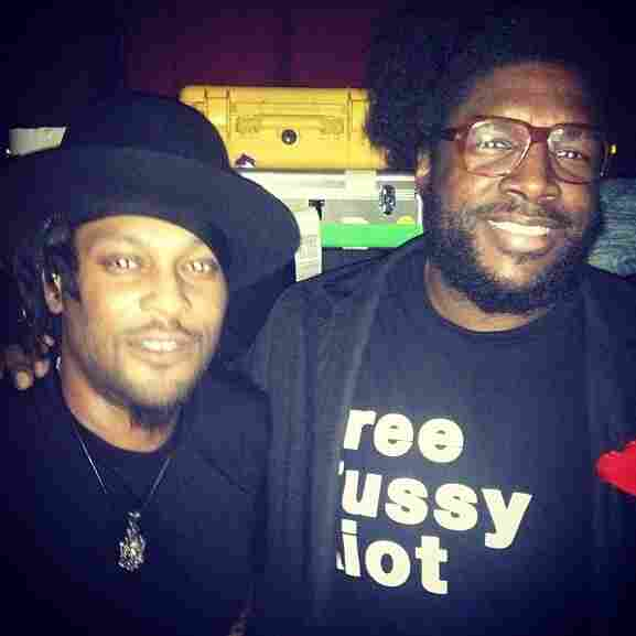 D'Angelo And Questlove Bare The Roots Of 'Voodoo'