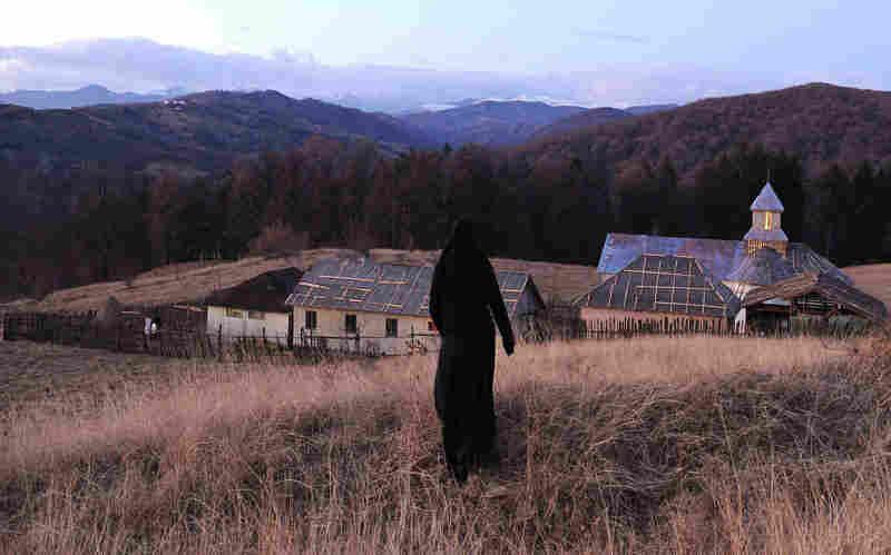 Director Cristian Mungiu captures the austere Romanian landscape in stark, simple contrasts.