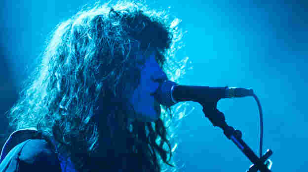 Molly Hamilton of Widowspeak is one of the 100 acts with songs in our annual SXSW sampler.
