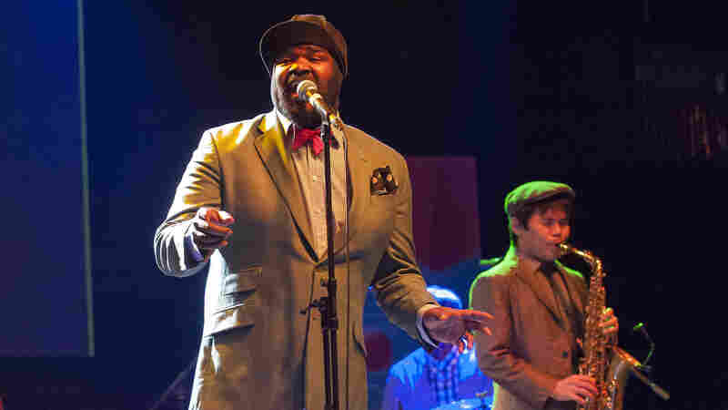 Gregory Porter On JazzSet