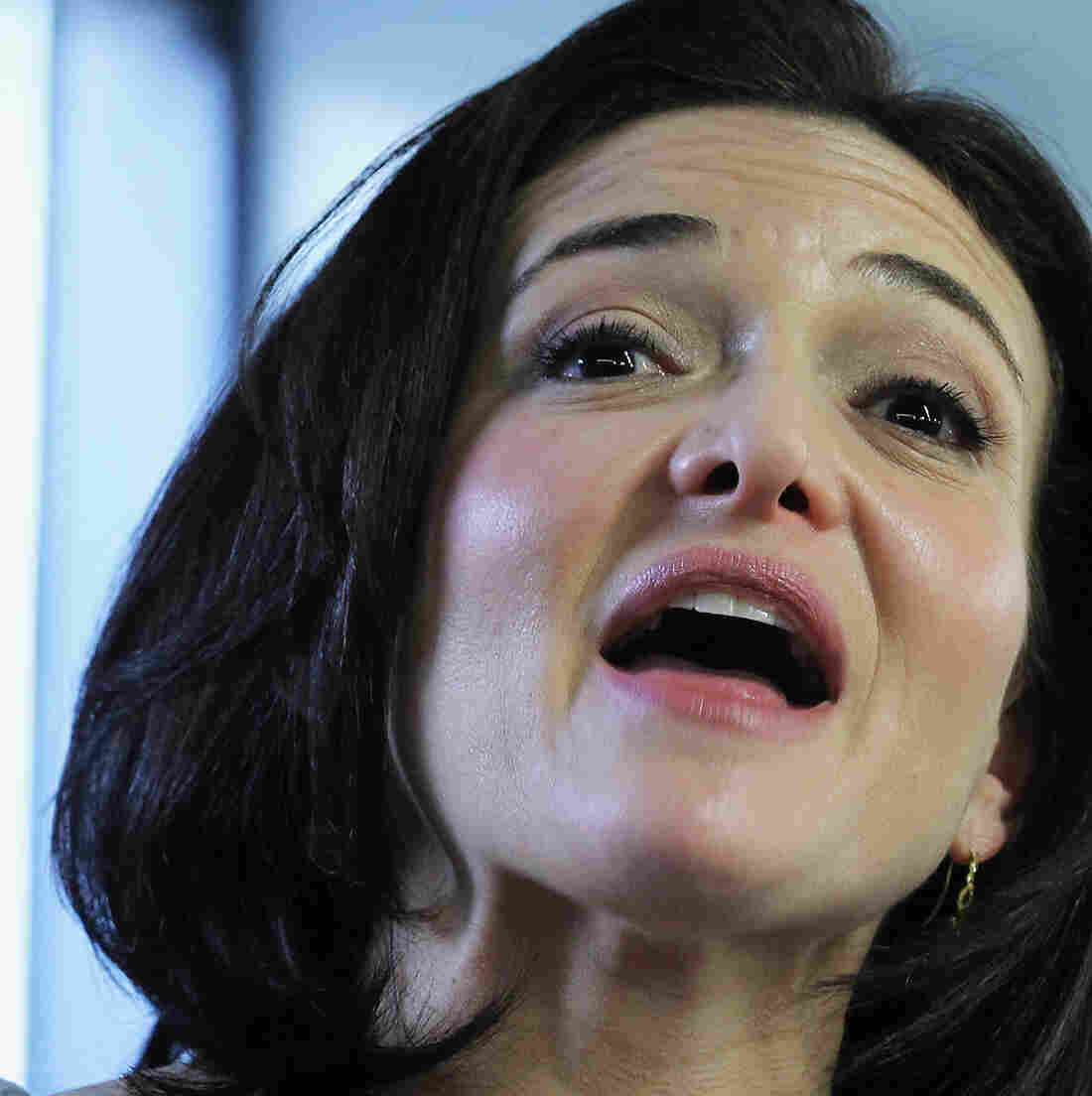 Book News: Who's Afraid Of Sheryl Sandberg?