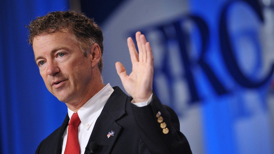 Sen. Rand Paul. (AFP/Getty Images)