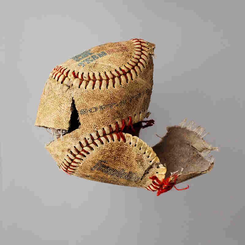 From Don Hamerman's series Baseballs.