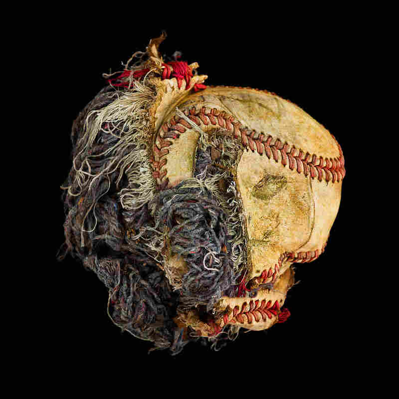 From Don Hamerman's series Baseballs.