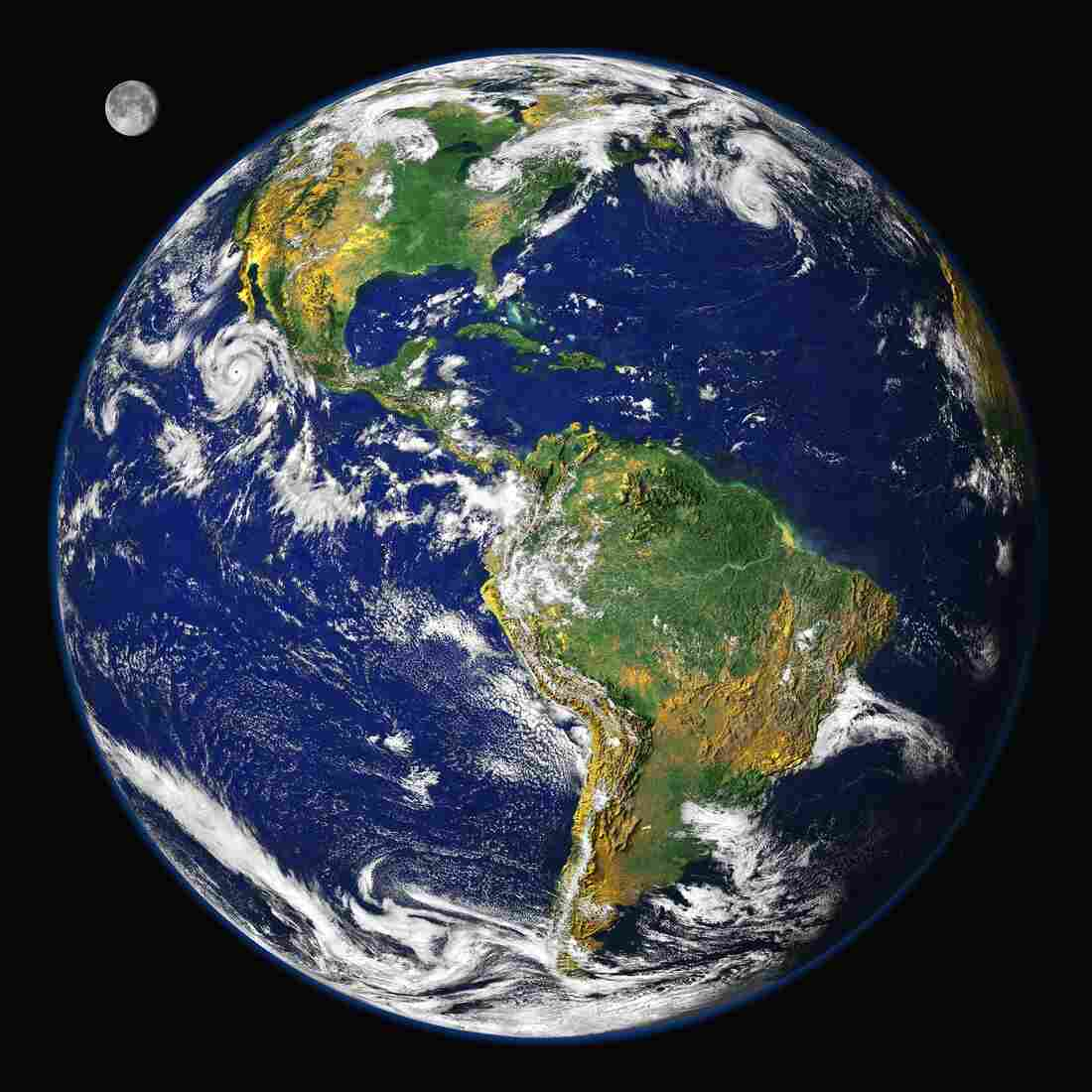 If you know the signs to look for, it becomes clear that the Earth itself is breathing.