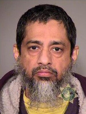 Reaz Qadir Khan, 48, was accused Tuesday of giving money and advice to terrorists.  The U.S. Department of Justice alleges that Khan helped