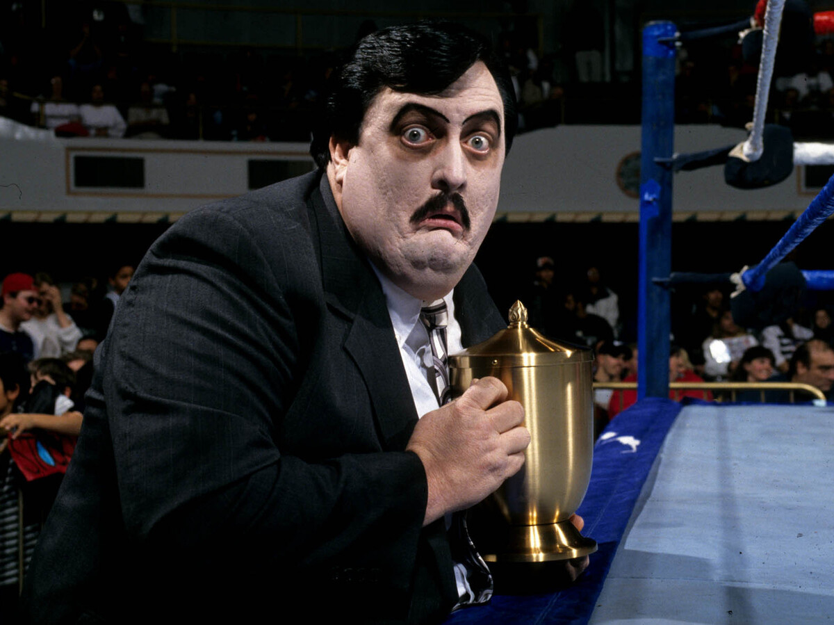 Pro Wrestling's Paul Bearer Dies At Age 58