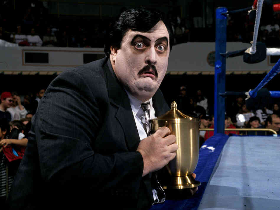 William Moody, who brought a sense of ghoulish danger to the WWE as manager Paul Bearer, died