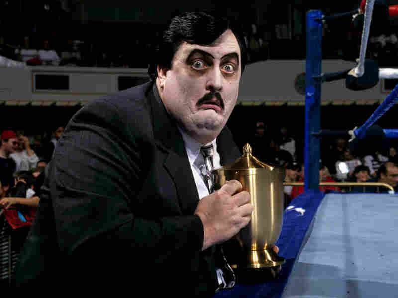 William Moody, who brought a sense of ghoulish danger to the WWE as manager Paul Bearer, died Tuesday at age 58.