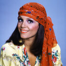 """Actress Valerie Harper, when she was """"Rhoda,"""" in the early 1970s."""