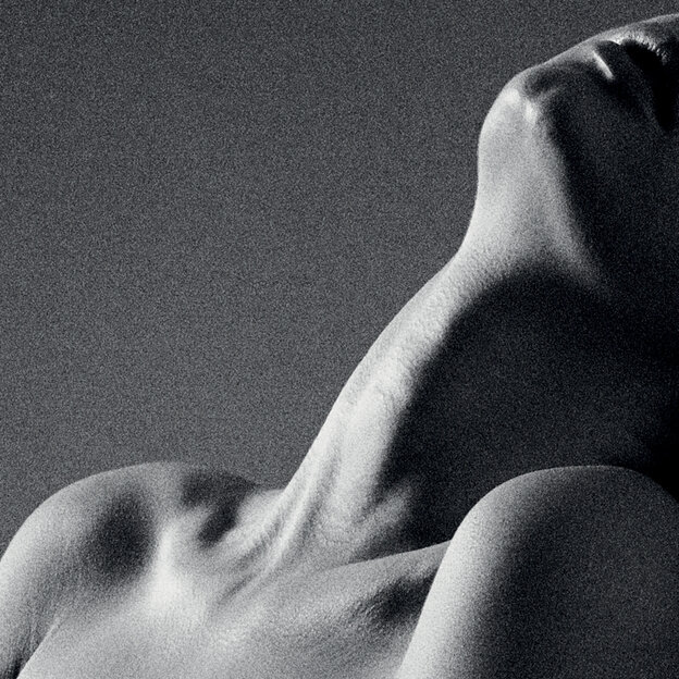 The cover image from Rhye's debut album, Woman.