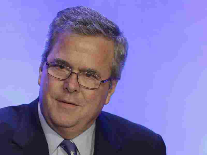 Former Florida Gov. Jeb Bush speaks in Austin, Texas, in Feb. 2013.