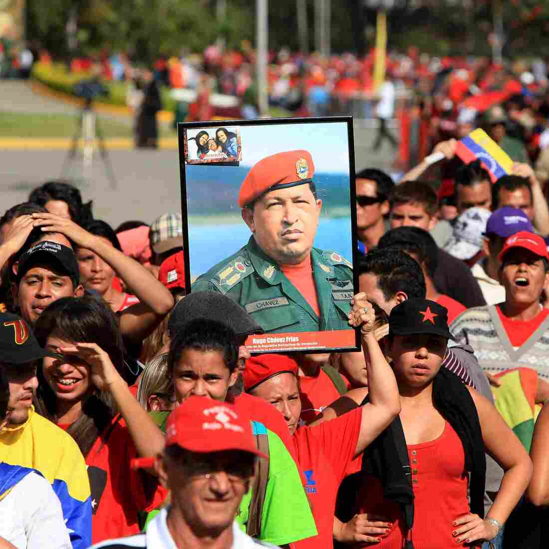 Venezuelans Mourn The Fiery Leader They Had Deep Connections To