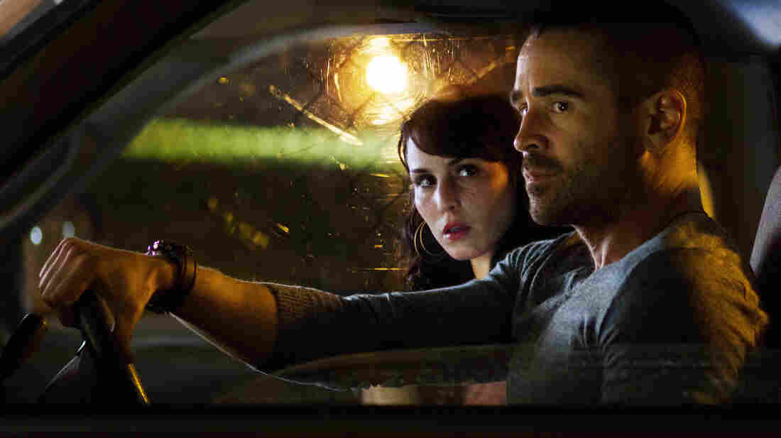 Victor and Beatrice (Colin Farrell and Noomi Rapace) are two central cogs in the multiethnic New York City revenge war that rages throughout Dead Man Down.