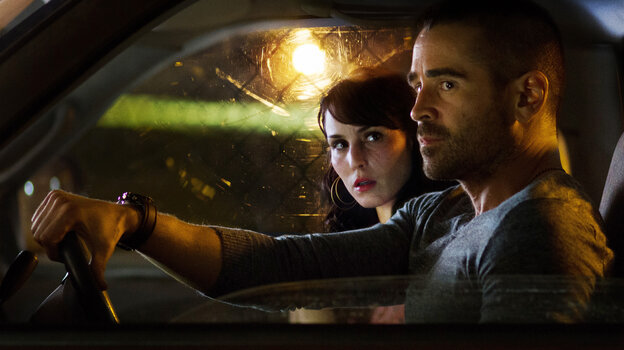 Victor and Beatrice (Colin Farrell and Noomi Rapace) are two central cogs in the multiethnic New York City revenge