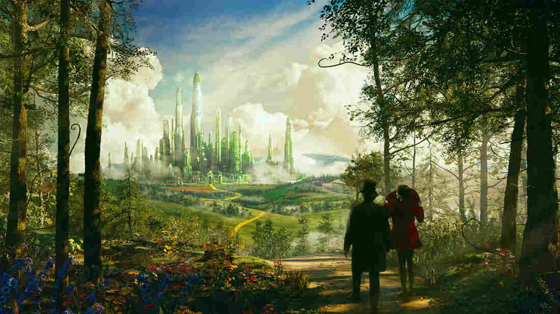 Though the Land of Oz looks familiar in Disney's new film Oz The Great and Powerful, it's just one of many iterations of L. Frank Baum's legendary country of wizards, witches and flying monkeys.