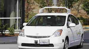 If A Driverless Car Crashes, Who's Liable?