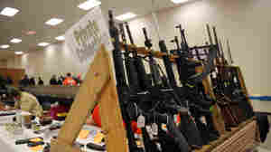 Today: First Key Votes On Gun Laws Since Newtown Shootings