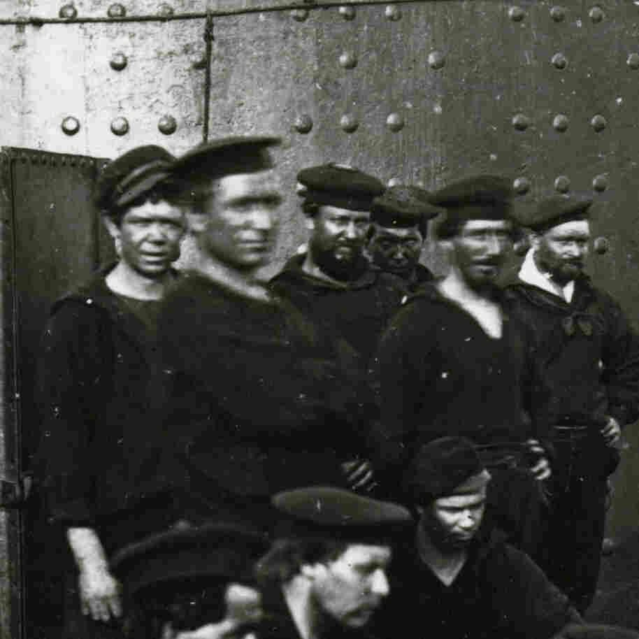 150 Years Later, Civil War Sailors Get Arlington Burial