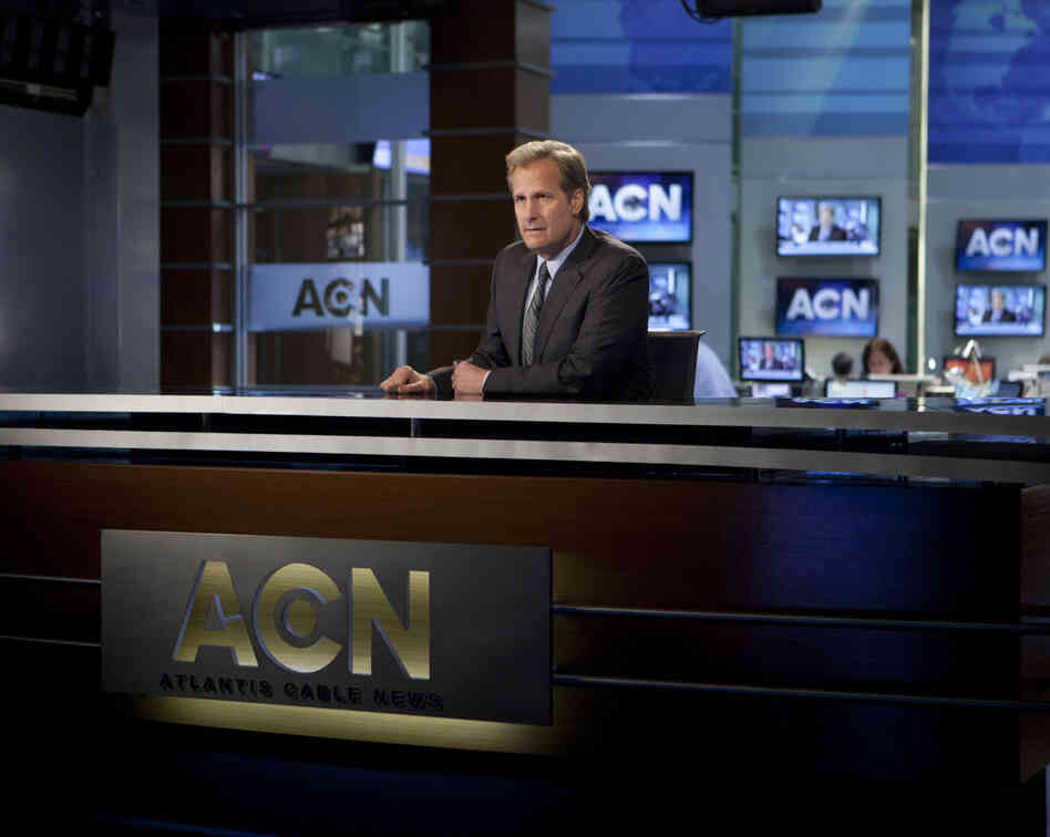The Newsroom,
