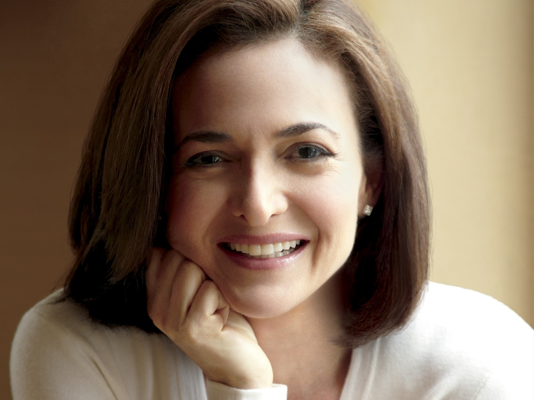 'Lean In': Facebook's Sheryl Sandberg Explains What's Holding Women Back : NPR