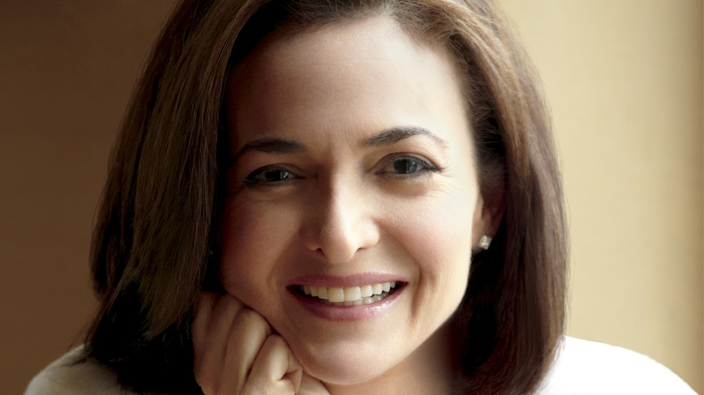 Interview: Sheryl Sandberg Author Of 'Lean In' | What's Holding Women Back  : NPR