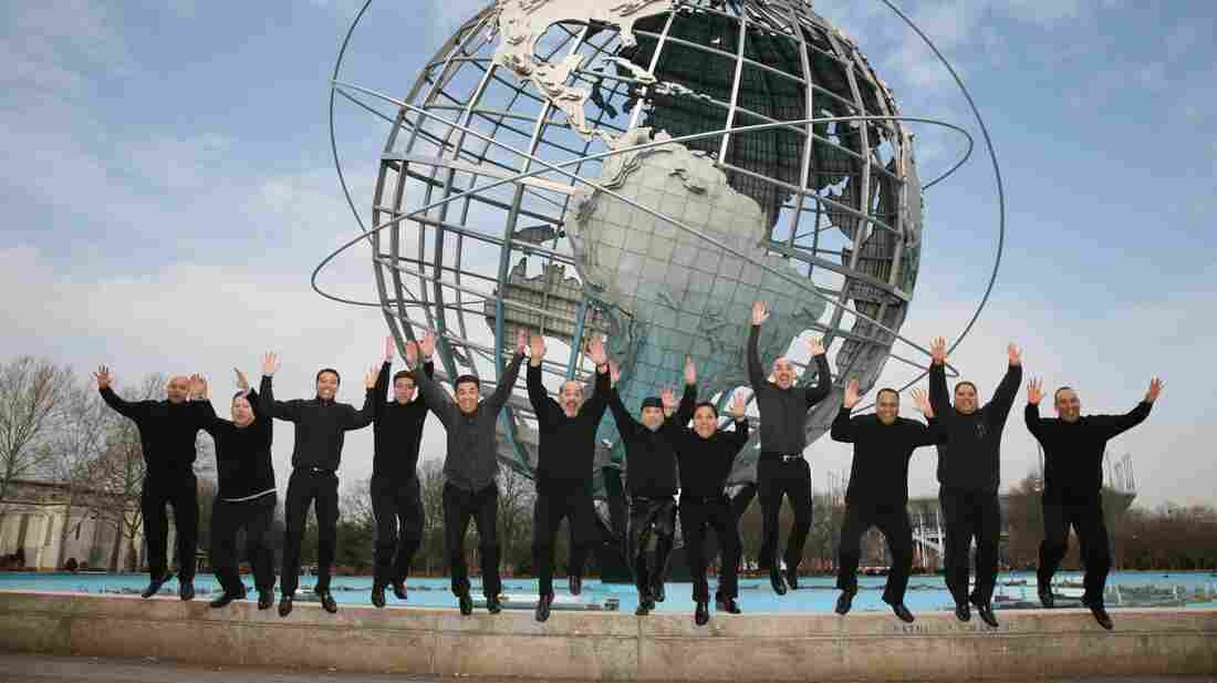 Spanish Harlem Orchestra.
