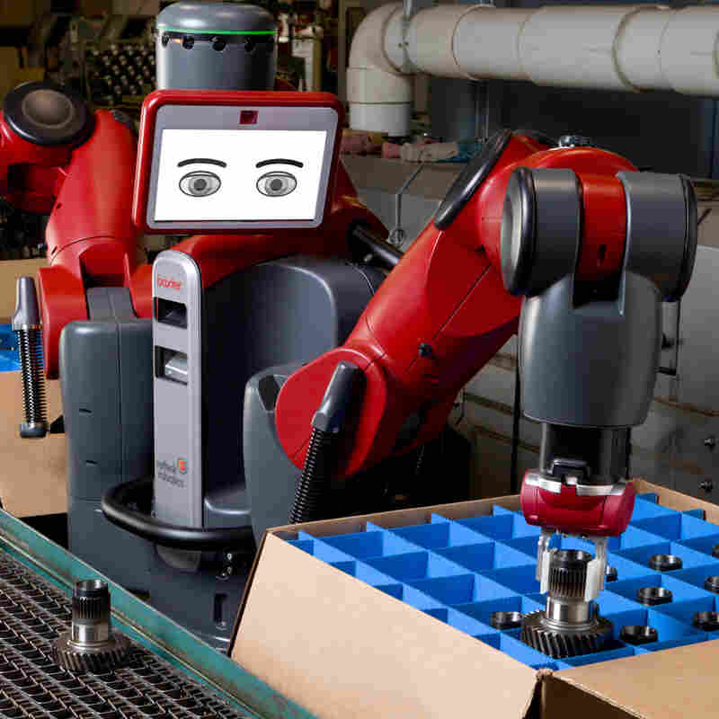 Could This Robot Save Your Job?