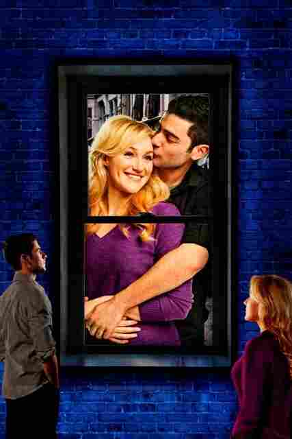 Adam Kantor and Betsy Woolfe star in the current off-Broadway revival of Jason Robert Brown's The Last Five Years.