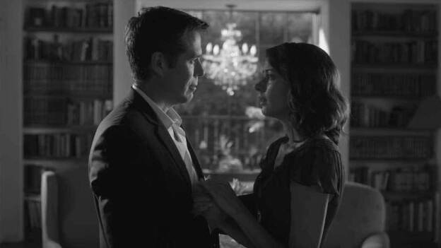 Alexis Denisof and Amy Acker star in Joss Whedon's adaptation of <em>Much Ado About Nothing</em>.