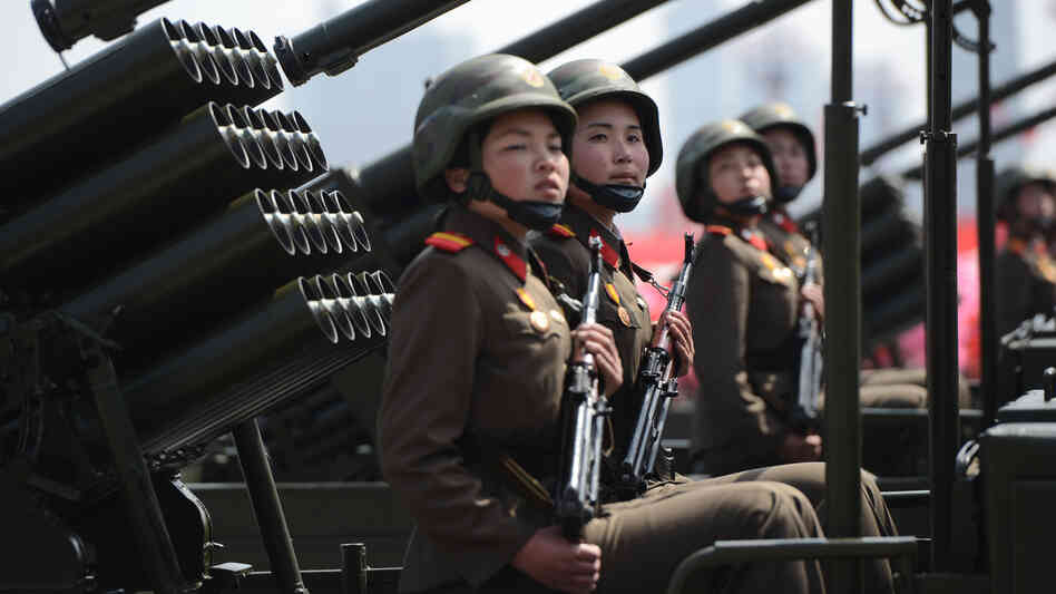 North Korea's rhetoric has been particularly aggressive recently, but analysts say it remains difficult to gauge the country's intentions and its military capabilities.