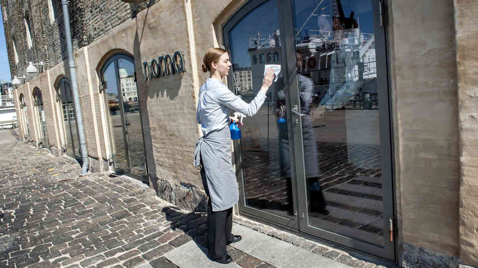 The famed Noma restaurant in Copenhagen has been blamed for more than 60 of its diners falling ill. Investigators say an illness spread from the staff to the customers.