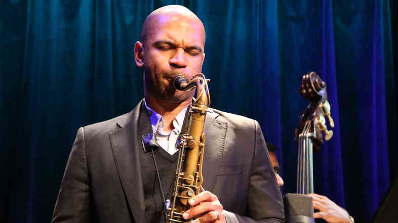 Walter Smith III performs at Boston's Cafe 939 for a special version of