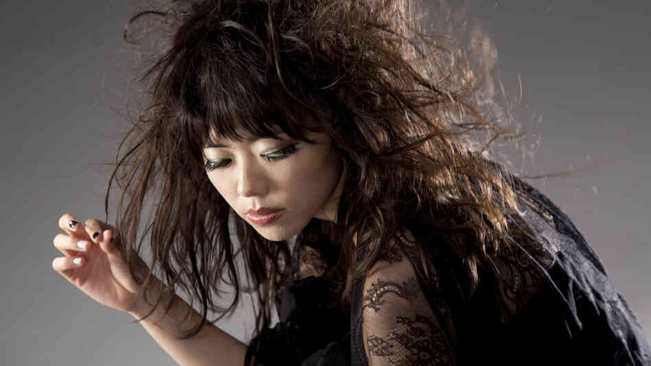 Hiromi's latest album is called Move.