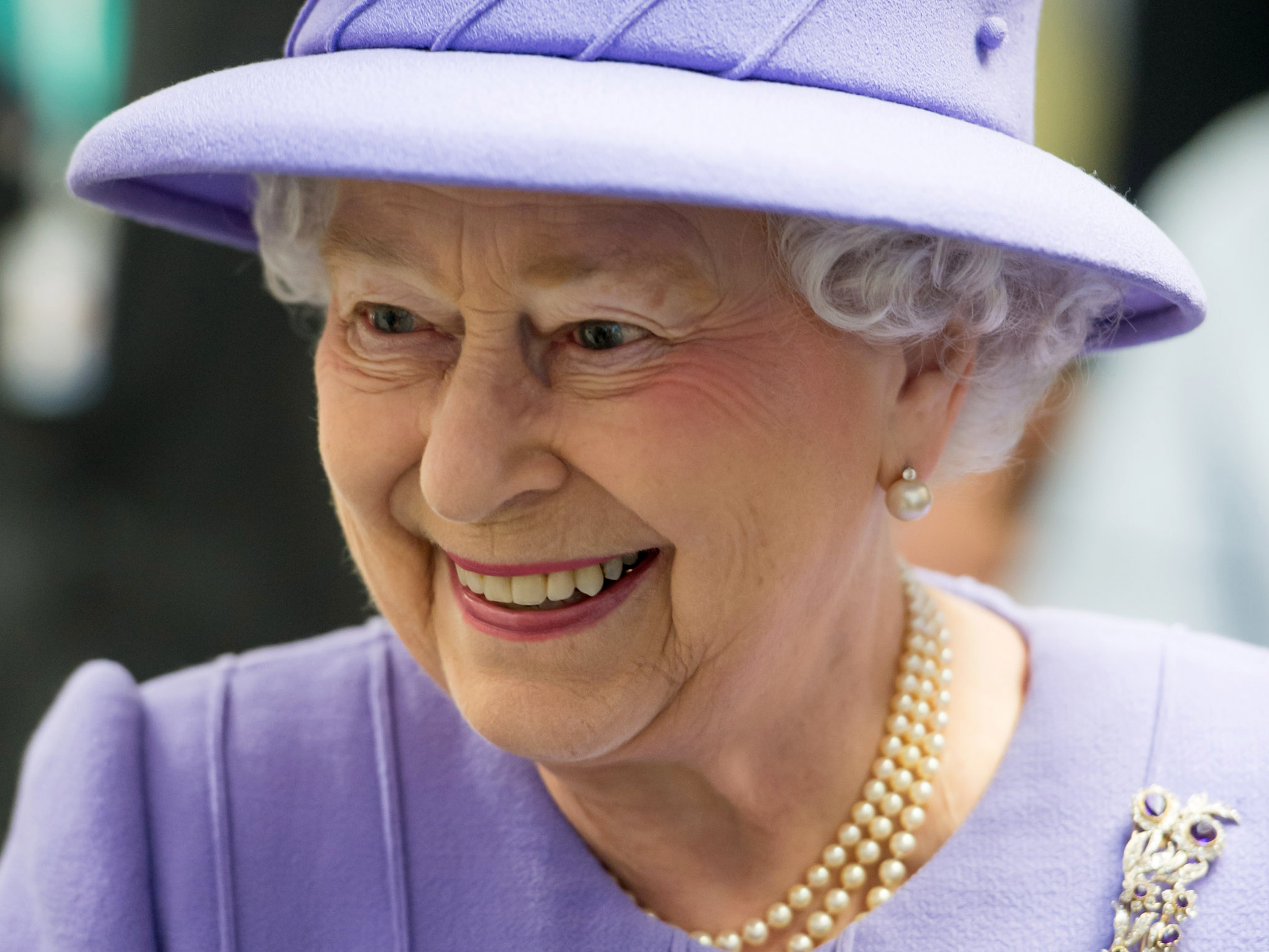 The Queen Takes A Stand For Women, And Maybe Gay Rights, Too : NPR