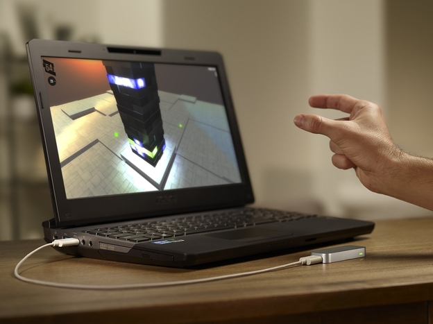 The Leap Motion controller may be the gadget that moves the larger population into the world of gesture computing.