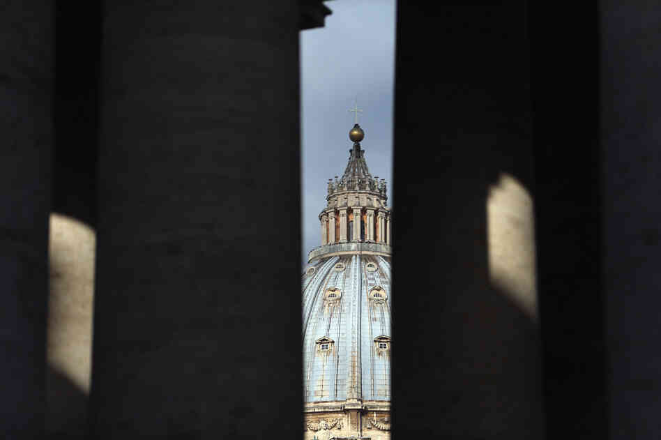 Wi-Fi will be blocked throughout Vatican City during the conclave, and cardinals with Twitter an