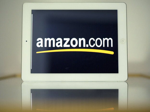 "Seattle-based Amazon wants control over new Internet domains such as "".book,"" "".author"" and "".read."""