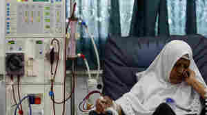 Can Kidney Transplants Ease Strain On Gaza's Health System?