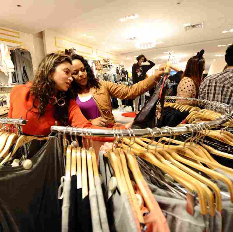 In Trendy World Of Fast Fashion, Styles Aren't Made To Last