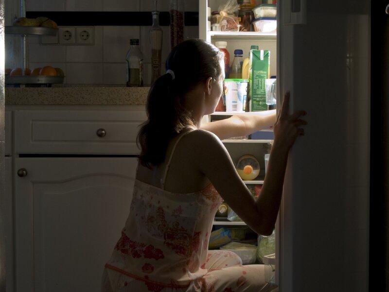 Sleep Less, Eat More, Gain Weight : The Salt : NPR