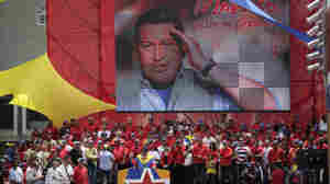 In Upcoming Venezuelan Vote, Hugo Chavez Looms Large