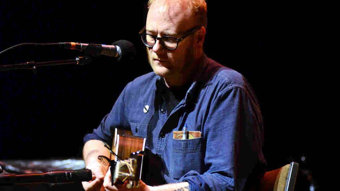 Mike Doughty.