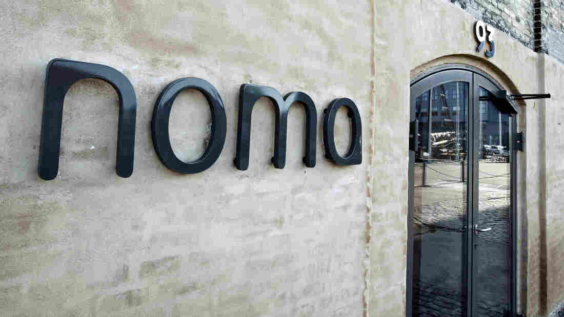 The facade of Noma in Copenhagen. More than 60 diners complained of nausea and diarrhea after eating at the widely acclaimed restaurant last month.