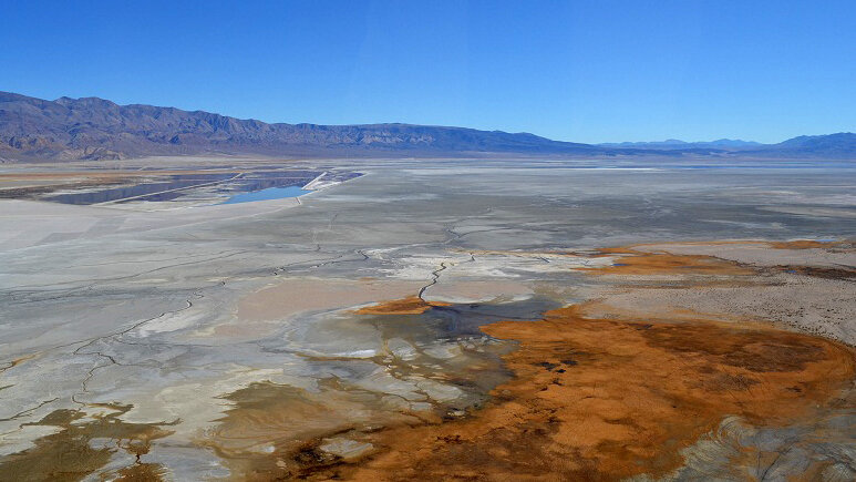 Owens Valley Salty As Los Angeles Water Battle Flows Into Court : NPR