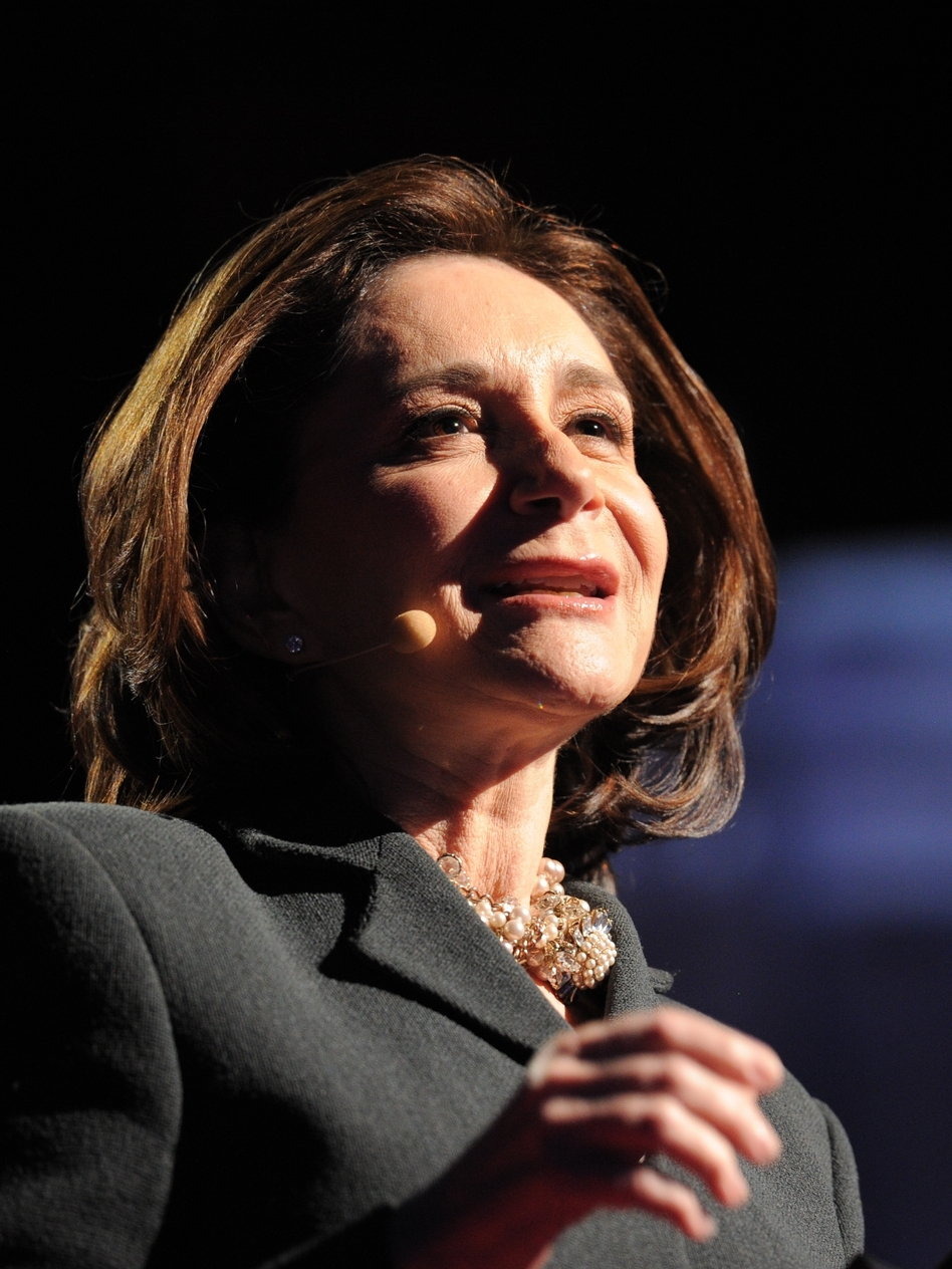 Sherry Turkle is concerned about how our devices are changing us, as human beings. (James Duncan Davidson/TED)