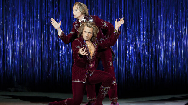 Anton Marvelton (Steve Buscemi) and Burt Wonderstone (Steve Carell) are Vegas magicians whose gimmicky, vintage-style act is no match for their modern audiences.