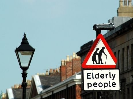 "Who are the ""elderly""?"