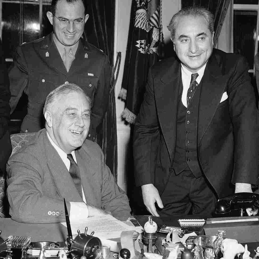 'FDR And The Jews' Puts A President's Compromises In Context