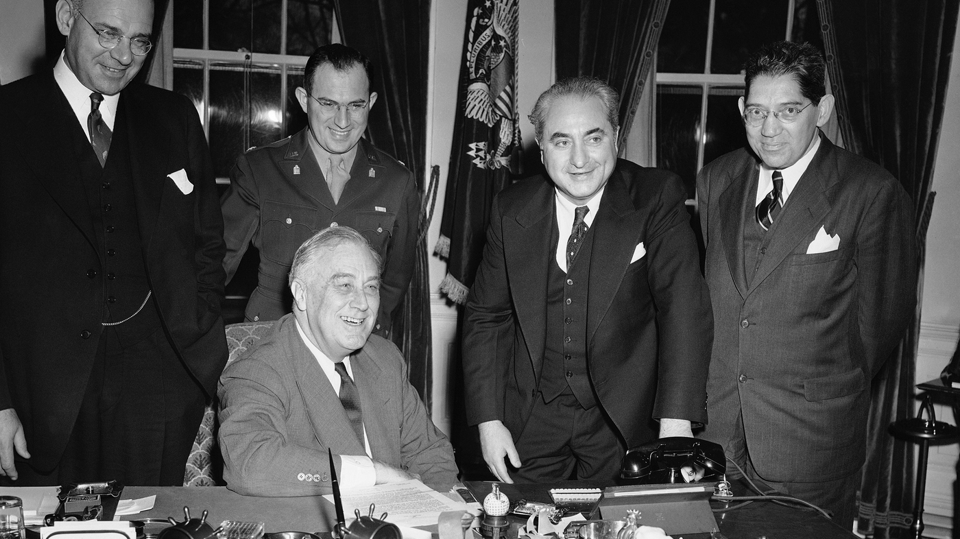 Franklin D Roosevelt Quotes Interview Richard Breitman And Allan Lichtman Authors Of 'fdr